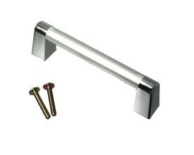 AP−435Cアルミパイプ取手角座90ミリ【アイワ金属】