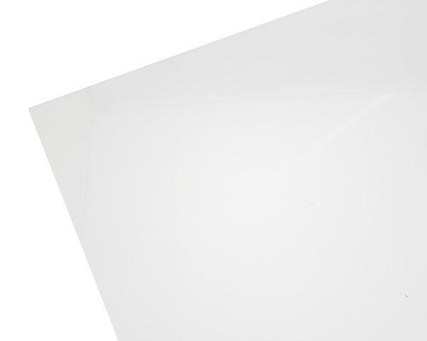 KPAC601-1 ポリカーボネート板 透明450×600×1【光】