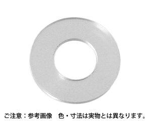 プラスチック 丸ワッシャー サイズ5X12 入数500【ハイロジック】
