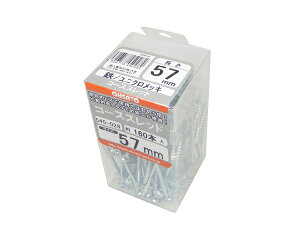 545-028 コーススレッド 3.8×57 160個入【大里】