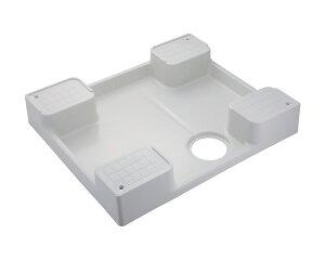 426-417-W 洗濯機用防水パン//ホワイト【カクダイ】