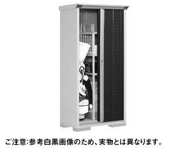 GP-95AFCB小型収納庫920×530×1900 扉CB色【田窪工業所】
