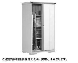 GP-116AFDB小型収納庫1120×650×1900 DB色【田窪工業所】