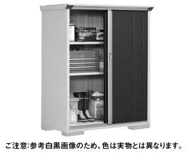 GP-136BFMW小型収納庫1304×650×1600 MW色【田窪工業所】