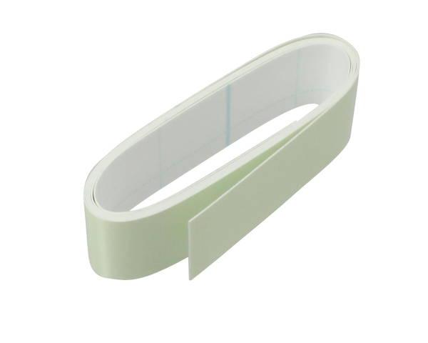 T0622 防災蓄光テープ (白) 20ミリX1M