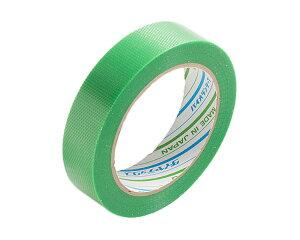 Y-09-GR25 バイオラン塗装養生テープ 25mm×25m 緑【まつうら工業】
