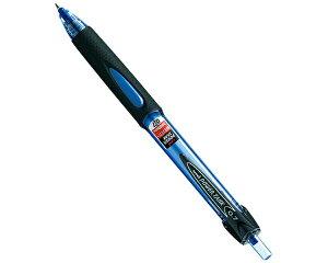 UNI加圧式ボールペン07青 裸【藤原産業】