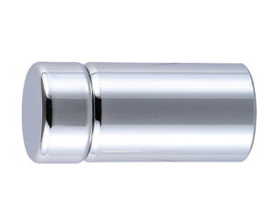 TB-2-1-N 飾りビス 屋内専用先付け(真鍮) 12φ×6×20mm クローム