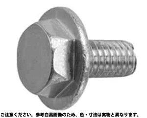 SUSフラットフランジボルト 材質(ステンレス) 規格(6X16) 入数(250)