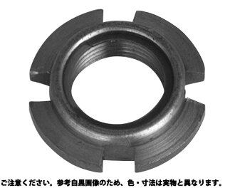 Fine U nut S45C materials (S45C) standard (number (1) with M120(#24)