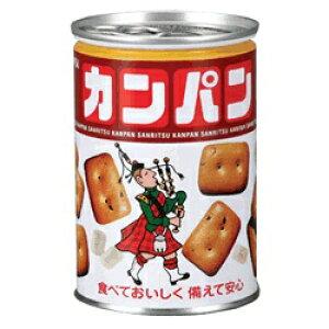 三立製菓 缶入カンパン(氷砂糖入)x 24缶