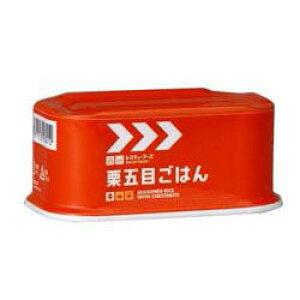 栗五目ごはん(缶詰) レスキューフーズ 200g×24缶