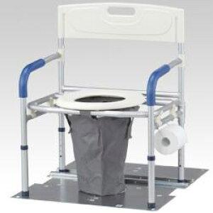 災害用マンホールトイレ洋式タイプ(VE100W)