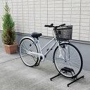 自転車スタンド 1台用 BYS-1送料無料 ブラック 自転車スタンド 1台用 1台 アイリスオーヤマ 自転車 置き場 家庭用 サ…