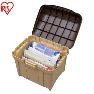 ポスト 置き型 宅配ボックス ネット通販ボックス H-NB30 ブラウンメールボックス 郵便受け 不在票 郵便物 メール便 再配達 通販 アイリスオーヤマ