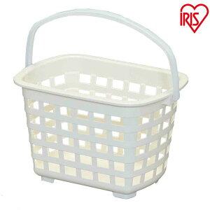 ランドリーバスケット LB-42 アイボリー【アイリスオーヤマ】(洗濯用品・洗濯機 ランドリー・洗濯機、洗面台、柔軟剤、洗濯乾燥機、洗濯洗剤、タオル掛け、タオルハンガーランドリー