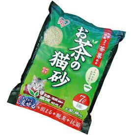 5袋セット お茶の猫砂 7L OCN-70 アイリスオーヤマ