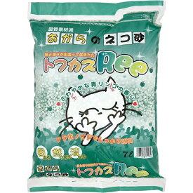 4袋セット トフカスRee(リー) 7L ペグテック ねこ砂 ネコ砂 【D】【PCPT】