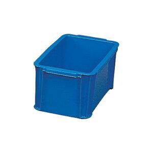 BOXコンテナB-6.6 ブルー・クリア・★イエロー【アイリスオーヤマ】(収納用品・収納ケース・ボックス) 新生活