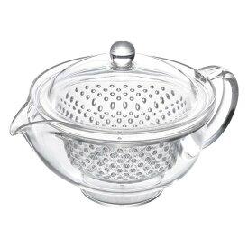 【6月20日ポイント最大6倍】ティーポット(クリアタイプS) FP5149紅茶 耐熱ガラス お茶 おしゃれ 調理器具 キッチン用品 貝印 【D】