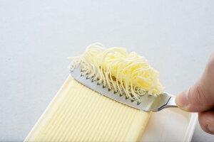 バターナイフ便利グッズふわふわ削れるナイフアイディアグッズトースト立つとろけるバターナイフアーネスト