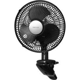 クリップ扇風機 ブラック CI-237扇風機 クリップ扇風機 クリップ扇 クリップ クリップ式 黒 季節家電 家電 テクノス TEKNOS 【D】