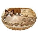 【22日エントリーで最大4倍】アジアンベッド サマークルーラー ホールバスケット ペットベッド ペット用 超小型犬 猫…