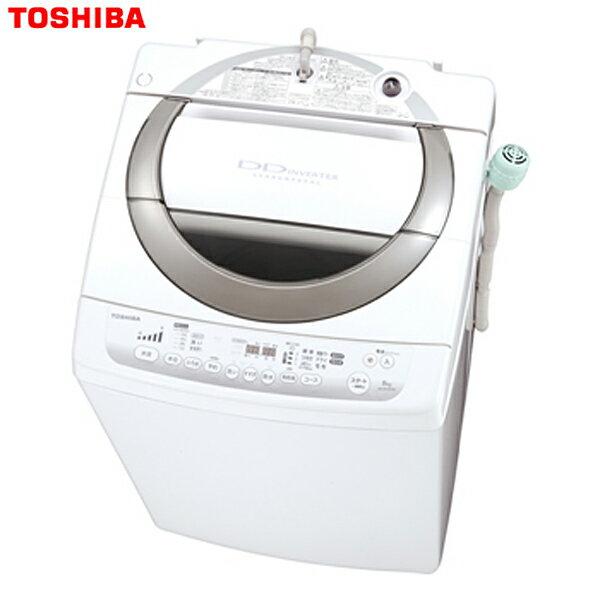 東芝 全自動洗濯機 AW-80DM【TC】【送料無料】