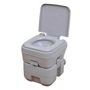 福農産業 水洗ポータブルトイレ20L 本格派ポータブル水洗トイレ 20L PT-20L