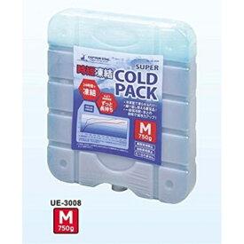 キャプテンスタッグ UE-3008 時短凍結スーパーコールドパック M 750g 【高性能保冷剤】