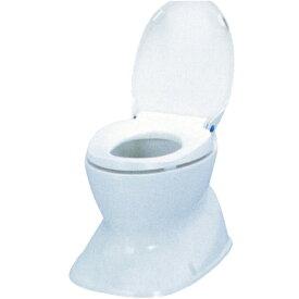 アロン化成 サニタリエースHG据置式 簡易設置洋式トイレ ライトブルー