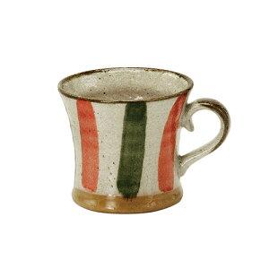 太十草 キネ型マグカップ マグカップ/食器/和食器/陶器/和風/緑茶/お茶/日本茶/美濃焼/おしゃれ/かわいい/コーヒー/紅茶/ハーブティー