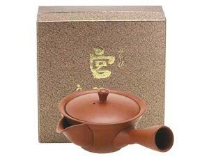お茶の旨みを引き出せる!美味しく淹れられる!洗いやすい【うまちゃ】宮美 (赤) 急須 うまちゃ/陶器/日本製/常滑焼/茶こし付/食器/和食器/和風/おしゃれ/かわいい/緑茶/日本茶/煎茶/深