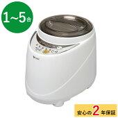 【超特価・送料無料!】エムケー精工家庭用精米機SM-500W1〜5合まで無水米とぎコース付
