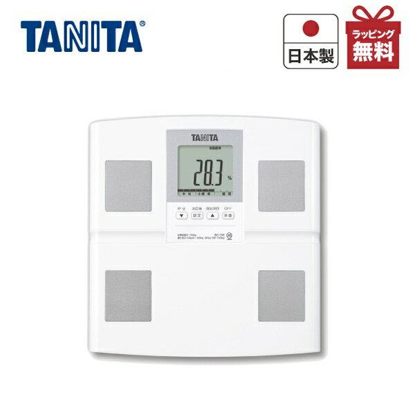 タニタ 体組成計BC-765 (ホワイト) 乗るピタ機能付き体重計 ヘルスメーター 体脂肪率 BMI 体内年齢 健康 基礎代謝 健康管理