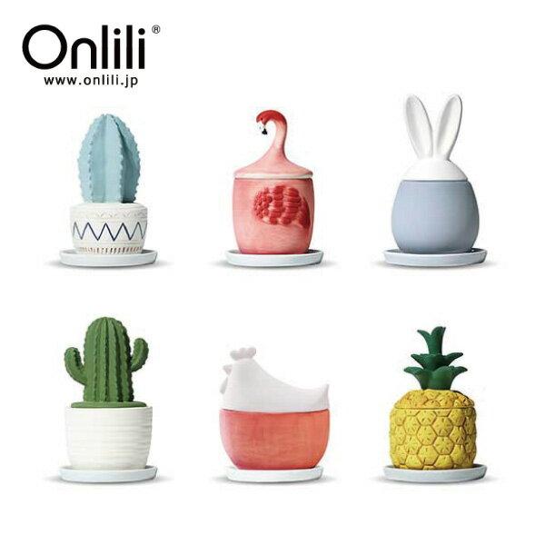 Onlili(オンリリ) 陶器エコ加湿器 気化式 ONL-HF012加湿器 おしゃれ 卓上 オフィス 陶器 小型 おすすめ あかちゃん