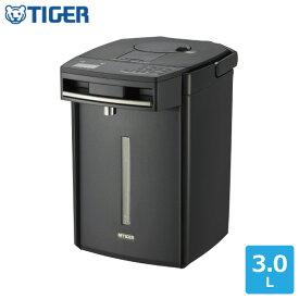 タイガー VE電気ポット とく子さん PIM-G300 K 3.0L送料無料 蒸気レス エコ 日本製 同梱不可