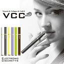 VCC Electrpnic Cigarette(エレクトロニックシガレット) 4本セット【送料無料】(※北海道・沖縄・離島を除く) - 【電…