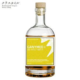 スコッチ ユニバース ガニメデ1 GANYMED I 700ml 58.5% ヘビーピーティッド ブナハーブン と思われる シングルモルト スコッチ ウイスキー シングルカスク アンチルフィルタード