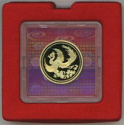 天皇陛下御在位10年 金貨単独1万円金貨 1点 平成11年(1999)