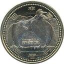 地方自治 記念硬貨 平成21年 地方自治法新潟 500円バイカラークラッド