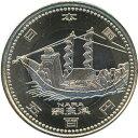 地方自治 記念硬貨 平成21年 地方自治法奈良 500円バイカラークラッド