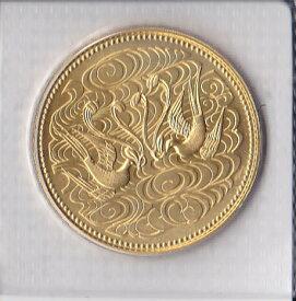 1986昭和61年銘昭和天皇御在位60年10万円金貨プリスターパック入り