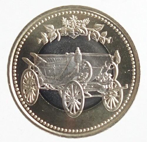 【記念貨】天皇陛下御在位30年記念 500円バイカラー・クラッド貨幣 平成31年(2019年)