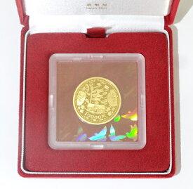 【復興記念硬貨 2次】東日本大震災復興事業記念貨幣 1万円金貨 平成27年(2015)【第2次発行】