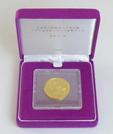 天皇陛下 御在位30年記念 1万円金貨単体セット 平成31年(2019)