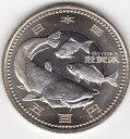 平成23年 地方自治法滋賀県 500円記念貨バイカラークラッド