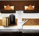 【kurevy 2点セット】洗濯機で洗えるカバー付 ベッド すきまパッド マットレスバンド マットレス 固定 連結 すきま防…