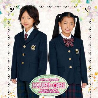 Primary schoolchild size110-140  blazer & short pants or pleated skirt  KRPTJK-N-SET