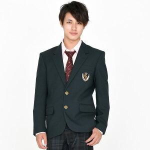 KURI-ORI[クリオリ]制服スクールネクタイKRN51シャドウ・エンジ・クレスト男女兼用【日本製】